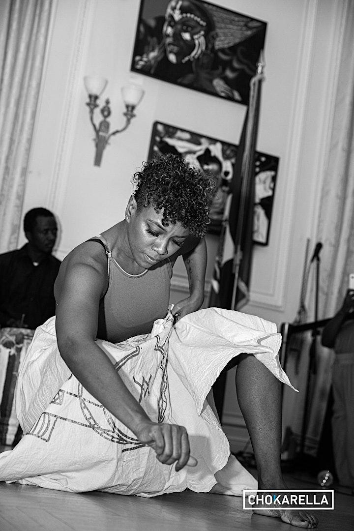 KB Minokan - Open level Haitian dance with  Linda Isabelle François image