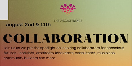 The UnConference on Collaboration tickets
