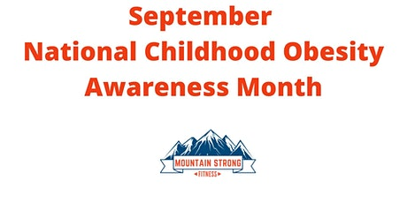 Awareness for Childhood Obesity tickets