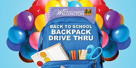 Wellington's Back-to-School Drive-Thru Event tickets