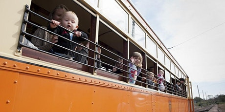 The Shore Line Trolley Museum -  Reopen 2020 1pm-1:45pm slot tickets