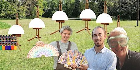 Rainbow Painting Workshop tickets