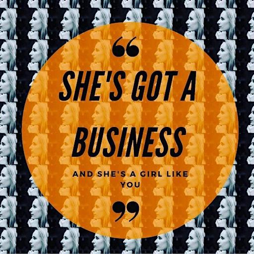 She's Got A Business logo