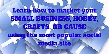 Webinar: Beginner Facebook for Business tickets