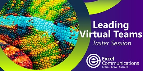 Live Online Workshop: Leading Virtual Teams tickets