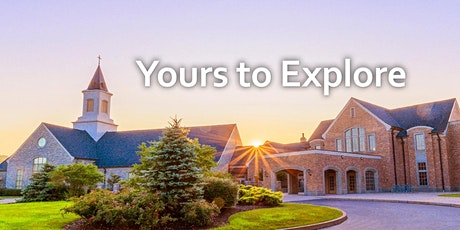 10:45 Exploring Service Family Edition, 8/9/2020, Horizon Chapel tickets