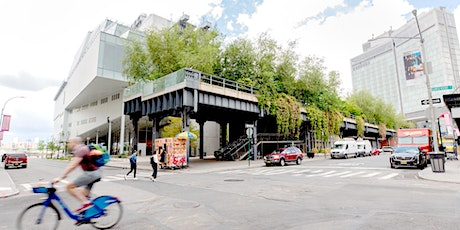 High Line - Free Timed Entry: Through August 9 tickets