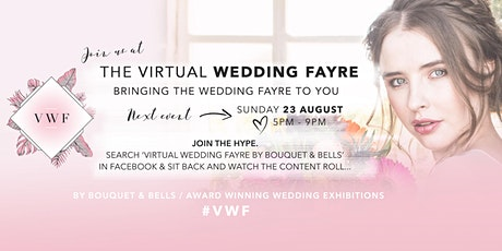 Virtual Wedding Fayre by Bouquet & Bells tickets