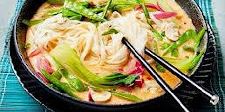 Vegane Aromaküche mit Manuela - Asiatische Gerichte Tickets