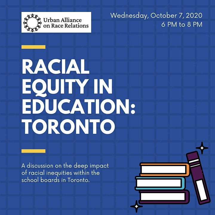 Racial Equity in Education: Toronto image