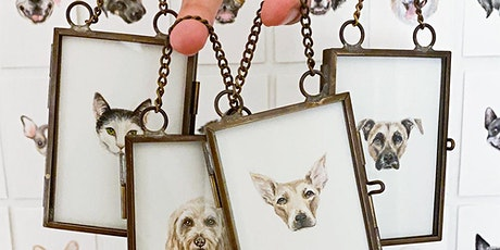 Petminded Presents: Draw Your Pets with Tiny Fur Friends! tickets