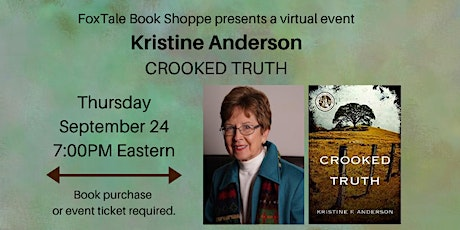 Kristine Anderson, Crooked Truth Virtual tickets