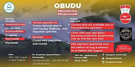 OBUDU #NEWNORMAL #POSTCOVID19 tickets