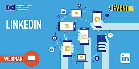 ADVENTURE Business Workshop - LinkedIn tickets