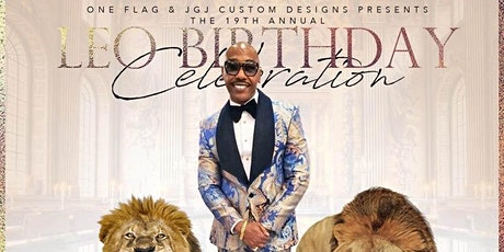 JuJu The Gentleman's 19th Annual Birthday Bash & Leo Celebration tickets