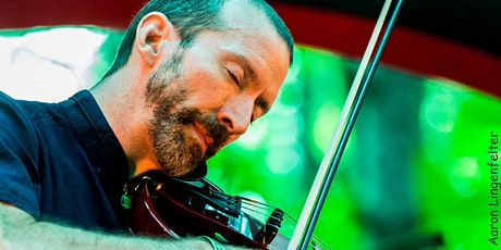 Dixon's Violin outside concert at Red Poppy Center for Renewal 7 PM show tickets