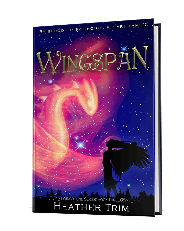 WINGSPAN - In-Person Book Launch Party image