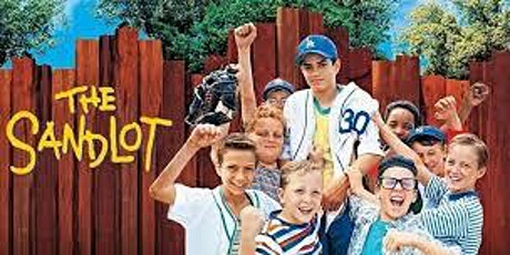 "Outdoor Movie on the Big Screen at Dairy Market ""The Sandlot"" tickets"