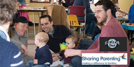 Dads Matter parenting course for Dads 5 weeks starting 24th September 2020 tickets