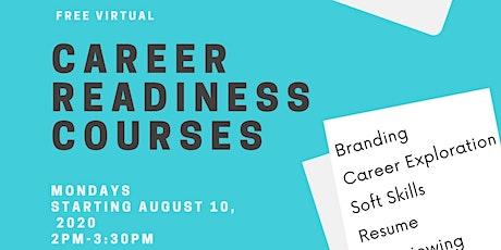 Virtual Free Career Development Courses tickets