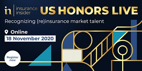 Insurance Insider US Honors Live tickets