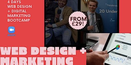 COVID-19 Proof Digital Marketing Crash Course (BOOTCAMP) tickets