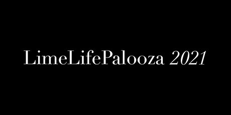 LimeLife Palooza 2021 tickets