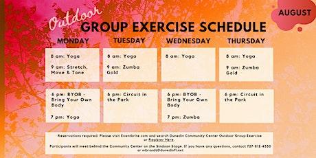 Dunedin Community Center Outdoor Group Exercise tickets