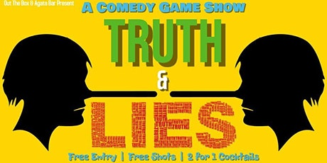Truth and Lies: A Comedy Game Show (Neukölln) tickets