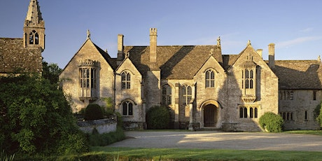 Timed entry to Great Chalfield Manor and Garden (4 August - 9 August) tickets