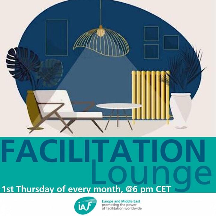 IAF EME Facilitation Lounge image
