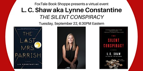 L.C. Shaw, The Silent Conspiracy Virtual tickets