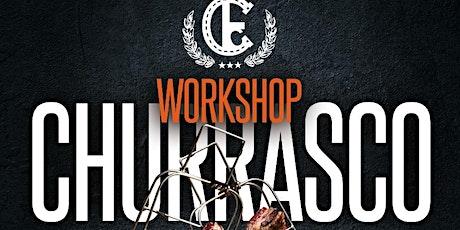 Workshop de Churrasco Celeiro 15 de agosto ingressos