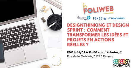 [Rennes] Comment transformer les idées et projets en actions réelles ? billets