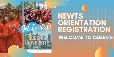 Queen's University - NEWTS Orientation 2020 tickets