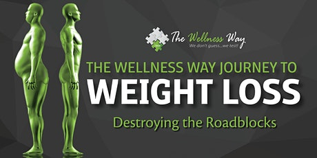 Weight Loss: Destroying the Roadblocks tickets