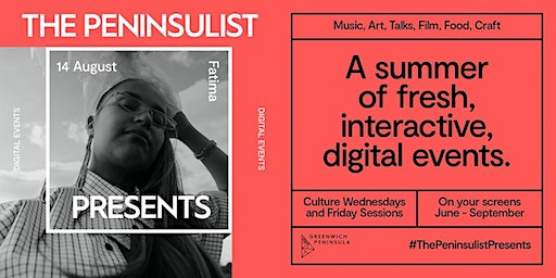 The Peninsulist Presents: Friday Sessions | Fatima (online concert)