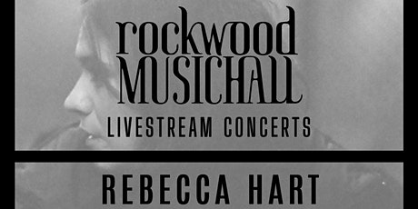 Rebecca Hart - FACEBOOK LIVE tickets
