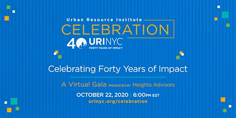 Urban Resource Institute's 5th Annual Celebration tickets
