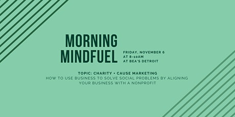 MMF: Charity + Cause Marketing |  LEVEL Detroit tickets