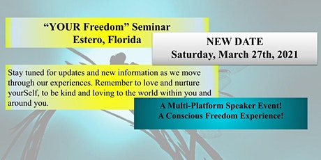 YOUR Freedom Seminar tickets