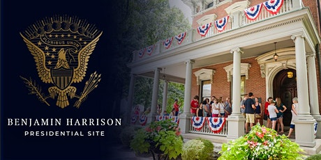 Tours of the Benjamin Harrison Presidential Site 2020 tickets