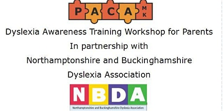 Dyslexia Awareness Workshop for Parents tickets