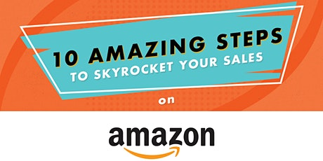 THE PRO MARKETER AMAZON SALES BOOT CAMP tickets