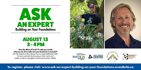 Ask an Expert: Building on Your Foundations tickets