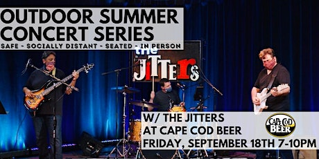 Outdoor Summer Concert Series: The Jitters tickets