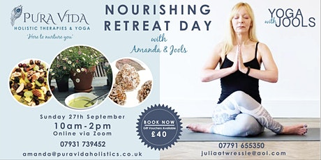 Nourishing Retreat Day tickets