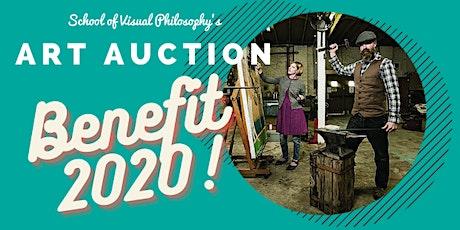 Art Auction Benefit Event 2020 tickets