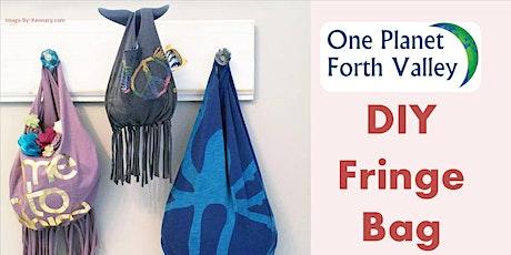 DIY Fringe Bag tickets
