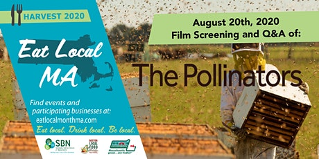 The Pollinators: Virtual Movie Screening and Q&A tickets
